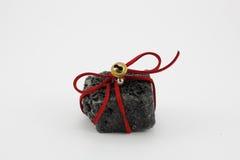 Christmas coal Royalty Free Stock Photo