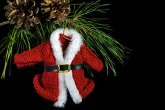 Christmas Coat Royalty Free Stock Photo
