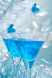 Christmas cocktail Royalty Free Stock Photography