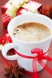 Christmas coffee Royalty Free Stock Photo