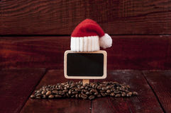 Christmas coffee Royalty Free Stock Images