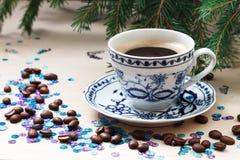 Christmas Coffee royalty free stock image