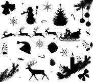 Christmas Collection. Royalty Free Stock Image