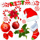 Christmas Collection Stock Images