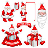 Christmas collection Royalty Free Stock Photos