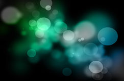 Christmas color lights Royalty Free Stock Photography