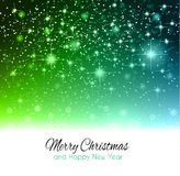 Christmas Colorful Background Royalty Free Stock Photos