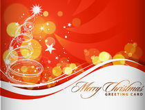 Christmas colorful design Stock Photos