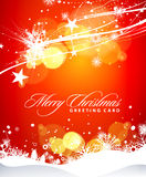 Christmas colorful design. Abstract Background for new year and for Christmas,  illustration Stock Images