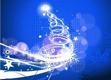 Christmas colorful design Stock Image