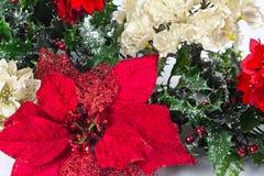 Christmas Colors Stock Photography