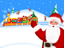 Christmas is coming Royalty Free Stock Photo