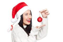 Christmas is coming Stock Image