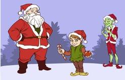 Christmas company stock illustration