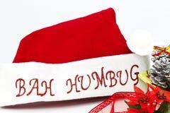Christmas complaint Stock Image