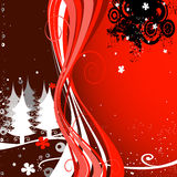 Christmas composition royalty free illustration