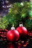 Christmas composition Stock Image