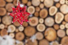 Christmas composition for postcard Royalty Free Stock Image