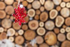 Christmas composition for postcard Stock Photo