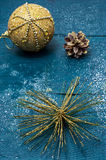 Christmas compositions Stock Photo