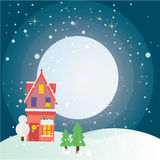 Christmas  compositions theme set Stock Photos