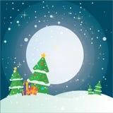 Christmas  compositions theme set Royalty Free Stock Image