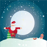 Christmas  compositions theme set Stock Photography