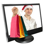 Christmas concept Stock Image