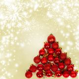 Christmas concept background Royalty Free Stock Photos