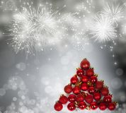 Christmas concept background Stock Images