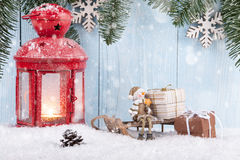 Christmas concept background Royalty Free Stock Photography