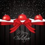 Christmas concept design Royalty Free Stock Photos