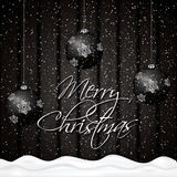 Christmas concept design Royalty Free Stock Image