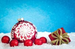 Christmas concept. Royalty Free Stock Photography