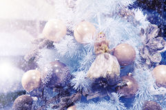 Christmas conceptual image. Royalty Free Stock Photography