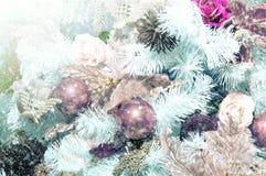 Christmas conceptual image. Royalty Free Stock Image