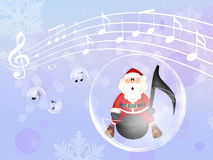 Christmas concert Royalty Free Stock Photos