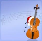 Christmas concert Stock Photography