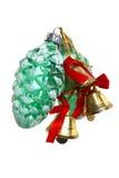 Christmas cone Stock Photos