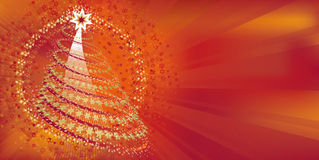 Christmas Congratulations Royalty Free Stock Photography