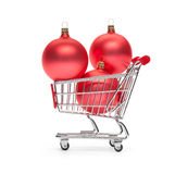Christmas consumerism Royalty Free Stock Photo