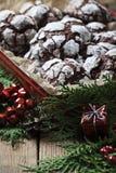 Christmas cookes Stock Photos