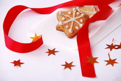 Christmas cookie Royalty Free Stock Photos