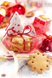 Christmas cookie Stock Image