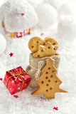 Christmas cookie Stock Photo