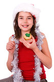 Christmas cookie. Stock Photo