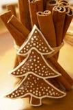 Christmas cookie Royalty Free Stock Photos