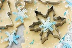 Christmas cookie Stock Photos
