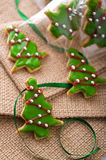Christmas cookie tree Royalty Free Stock Photography