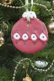 Christmas Cookie Tree Stock Image